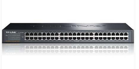 TP-LINK TL-SG1024DT T系列24口全千兆非网管交换机